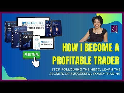 How I Became a Profitable Forex Trader