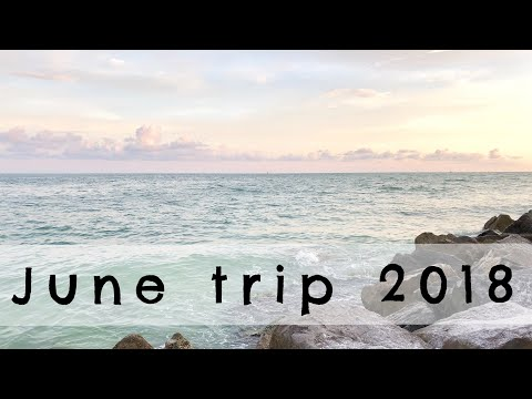 travel journal flip through | our vacation 2018