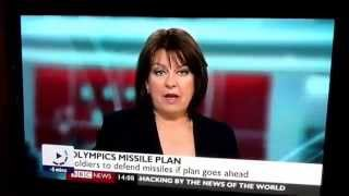 News reporter messes up her words! Thumbnail