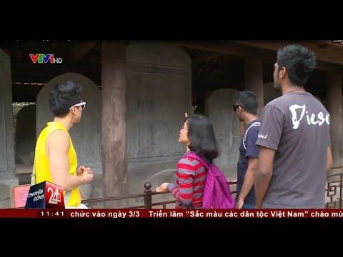 Hanoi Free Tour Guides - VTV1 - CHUYỂN ĐỘNG 24h