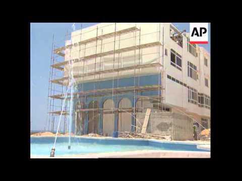 GAZA STRIP: PALESTINIAN HOPES FOR BRIGHTER ECONOMIC FUTURE