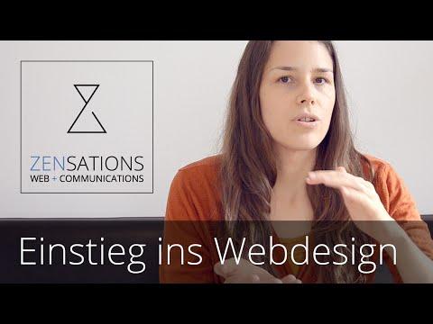#zentalks - Einstieg ins Webdesign