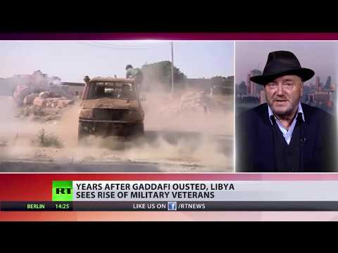 "Galloway: ""Power in Libya comes from guns, it's come full circle"""
