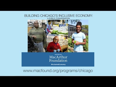 A Conversation About Building Chicago's Inclusive Economy