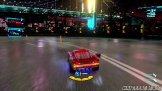 Cars 2: The Video Game | Request | Dragon Lightning McQueen - Ginza Sprint!