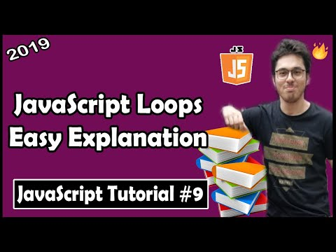 For, While & Do while Loops in JavaScript | JavaScript Tutorial In Hindi #9 thumbnail