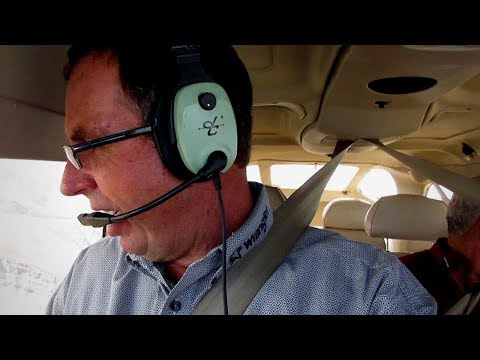 Flying a Private Plane