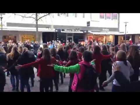 1 Billion Rising Herten