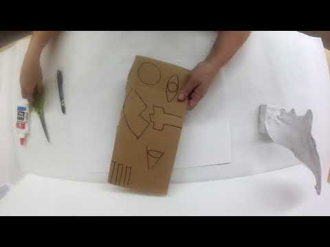 Mr. Picasso Head Cubism Sculpture Part II