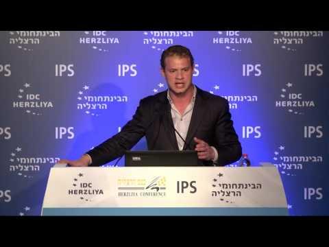 Israel's Legal Warfare in the International Arena - Mr. Asher Fredman