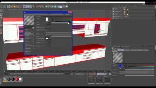 cinema 4d artlantis studio kitchen modeling speed art long version