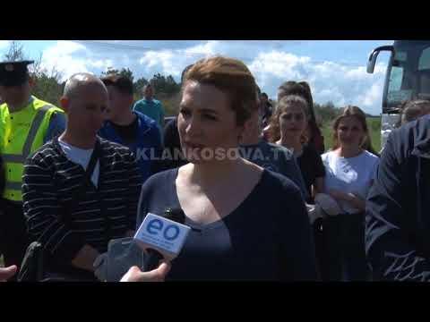 Ministrja Reshitaj paralajmëron pastrim në veri - 20.04.2018 - Klan Kosova