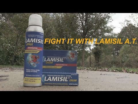 Lamisil AT For Women – Cold Weather (2015/2016)