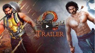 Baahubali 2 - The Conclusion | Official Trailer Hindi- S.S. Rajamouli , Prabhas , Rana Daggubati