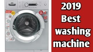 2019 In Best Washing Machine| Front Loading Washing Machine | Washing Machine | Ecdial