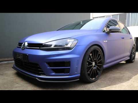 City Performance Centre - VW MkVII Golf R build!