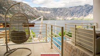 Luxury seafront villa for sale in Stoliv, Boka Bay - Property in Montenegro(, 2017-12-05T22:49:37.000Z)