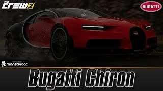 The Crew 2: Bugatti Chiron | FULLY UPGRADED | FASTEST HYPERCAR?