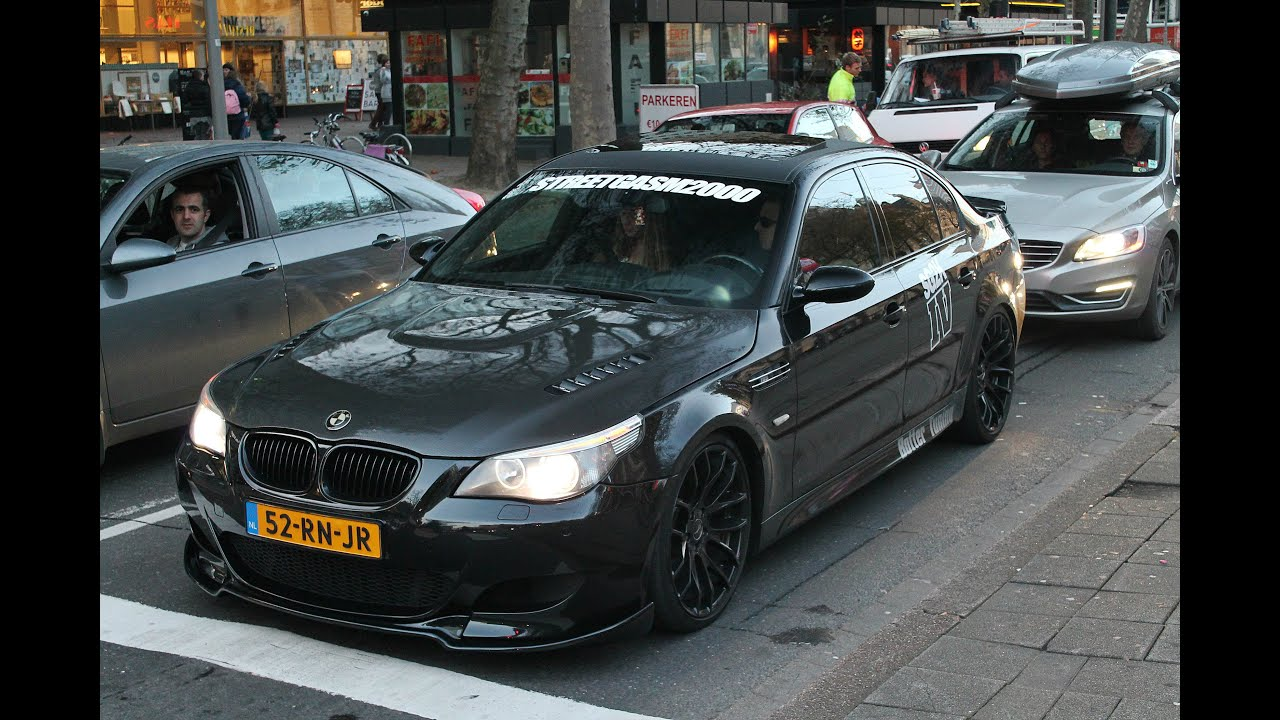 bmw m5 e60 botter tuning with hartge exhaust revs accelerations youtube. Black Bedroom Furniture Sets. Home Design Ideas