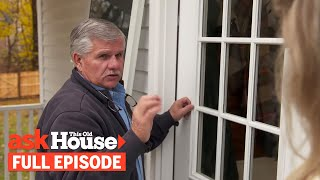 Ask This Old House  Hot Water Storm Door (S15 E19)  FULL EPISODE