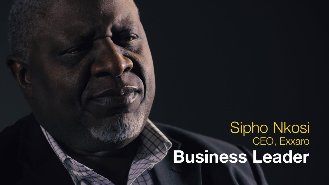Series 2, Ep 1:  The Sipho Nkosi Business Leadership journey