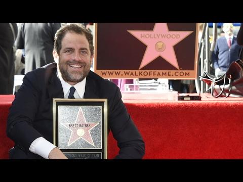 Brett Ratner - Hollywood Walk of Fame Ceremony