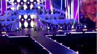 """Кристина Орбакайте """"Признание"""" (03.12.2011г.)"""