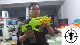 [REVIEW] รีวิวปืนเนิร์ฟ Rayven CS-18 (N-Strike Elite)