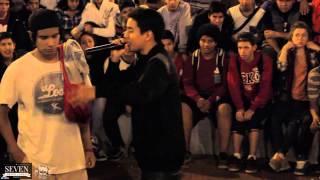 Jethro vs Jota D - Batallas Raptonda 2015