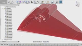 Уроки авиамоделирования во Fusion 360. Fusion 360 Tutorial: How to Model an airframe and EDF