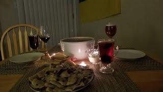 VLOG (11.01.18): Рождественские хлопоты