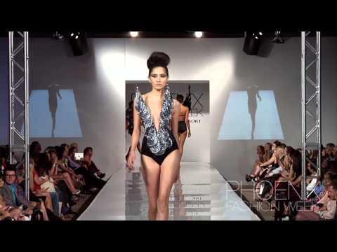 Rocky Gathercole at Phoenix Fashion Week 2013