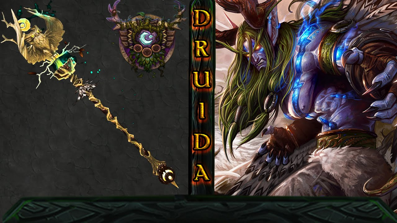 Druid staff 2 by Sealthiel on DeviantArt
