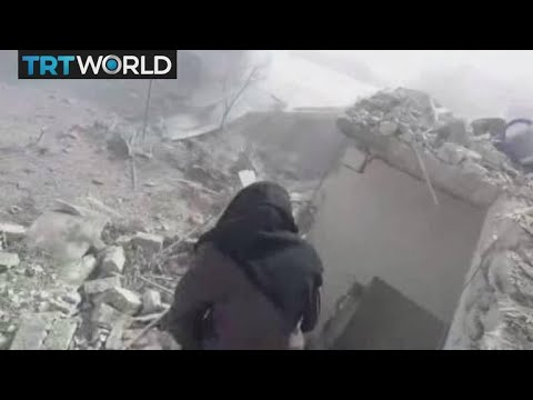 The War in Syria: Nearly 200 killed in eastern Ghouta air strikes