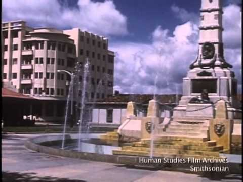 1958 Downtown San Salvador -El Salvador