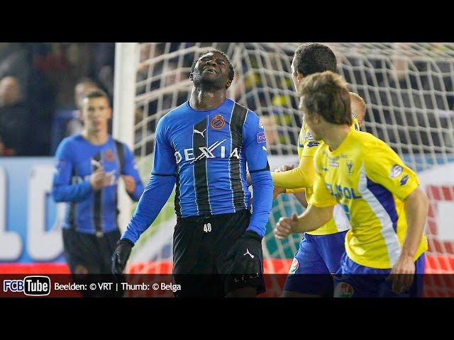 2010-2011 - Jupiler Pro League - 17. Sint-Truiden - Club Brugge 2-1