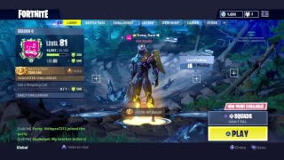 Fortnite (Battle Royale Livestream) 1000 V-BUCKS Giveaway! 233 Wins (PS4) Tretzy_Dare