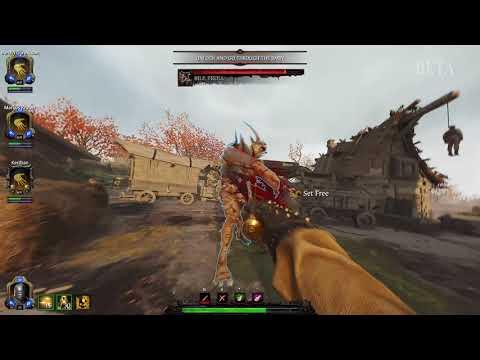 Vermintide 2 - True Solo Legend - Against The Grain - Bounty Hunter V2.0.1 Beta