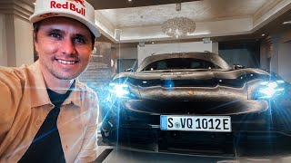 VIP VIEWING - TAYCAN CROSS TURISMO TURBO S! | VLOG⁵ 18