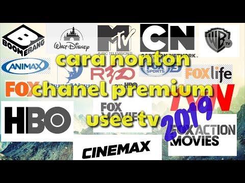 Trik Terbaru 2019 Nonton Chanel Premium Usee Tv Gratis
