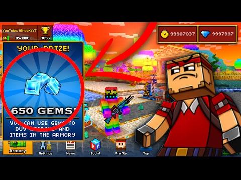 TRICKS You Didn't Know In PG3D! (Free Coins/Gems/Exp/Trophies) (Pixel Gun 3D)