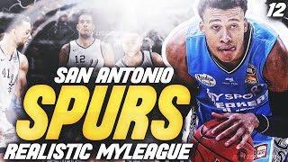 INTENSE SEASON OPENER! | NBA 2K20 SAN ANTONIO SPURS MYLEAGUE