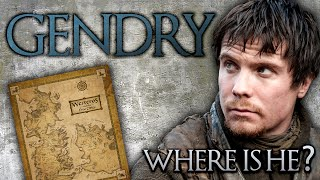 Where is Gendry? (Game of Thrones)