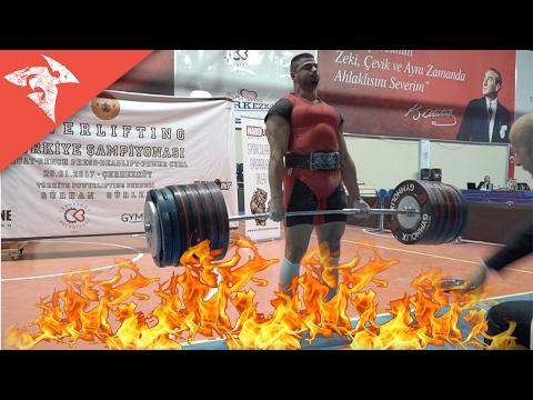 Powerlifting Türkiye Şampiyonası 2017 Özeti ve Çok Az Geyik Muhabbeti