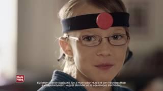 Pfizer - Multi-tabs Multi Kid (2016) - TVC