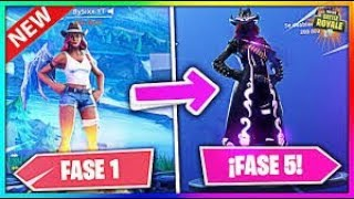 WE GET THE SKIN CALAMITY TO THE MAXIMUM!!! - FORTNITE / byStroKKer