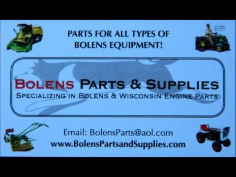 Welcome to Bolens Parts And Supplies! by Bolens1000