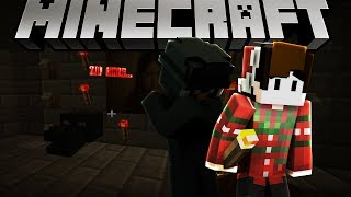 MINECRAFT HORROR MAP | IT'S HAUNTING | W:/ RAVEN | NEVER BELIEVE ANYONE NAMED CARLY !!