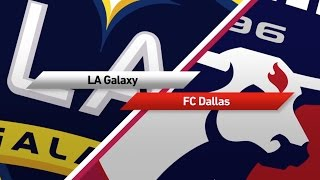 HIGHLIGHTS | LA Galaxy vs. FC Dallas | March 4, 2017