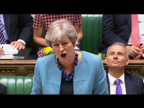 Prime Minister's Questions: 27 June 2018